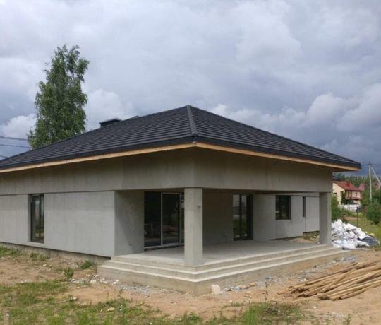 Строим дома из газобетона-круглогодично