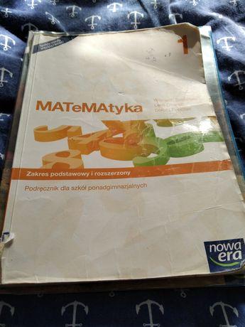 Książka do matematyki kl 1