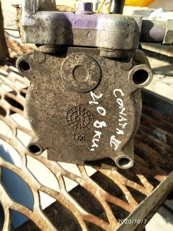 Продам компрессор автомобильного кондиционера подходит ко многим авто