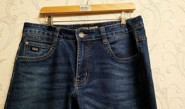 Мужские джинсы р. 32-33 W 33 L 34
