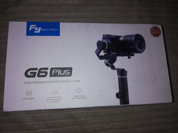 Gimbal FeiyuTech G6 Plus z DODATKAMI