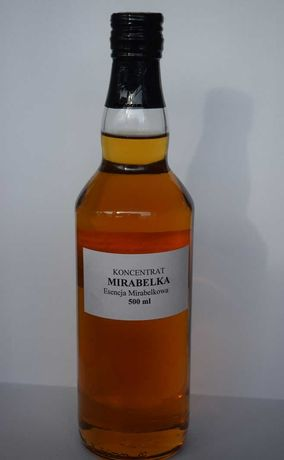 Zaprawka Esencja śliwkowa MIRABELKA na 15-20L alkoholu % smak śliwek