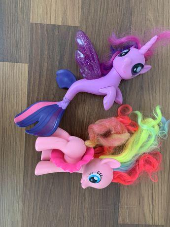 Kucyki pony konio syrena