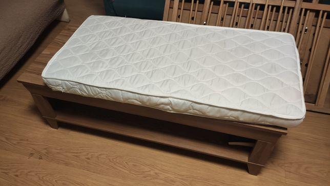 Materac do łóżeczka dziecięcego kokos-pianka-gryka
