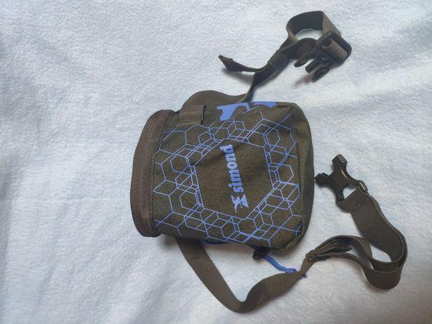 Сумка для магнезии, магнезница (как black diamond, petzl)