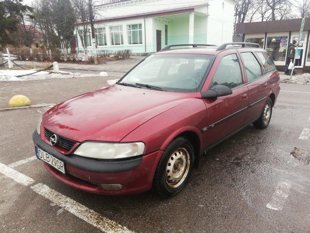 Opel vectra b 1.8 газ/бенз