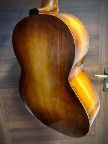 Lutnicza Gitara Akustyczna