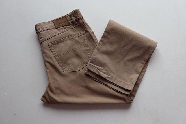 Spodnie męskie chinosy Brax W32 L32. Stan idealny