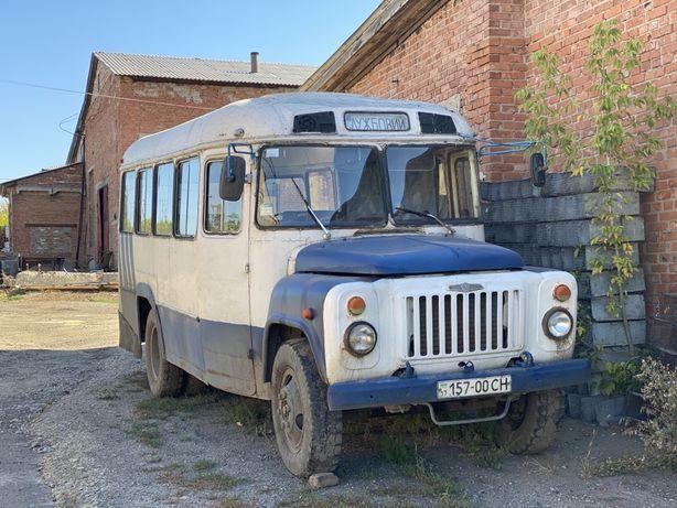 Автобус КАвЗ (службовий)