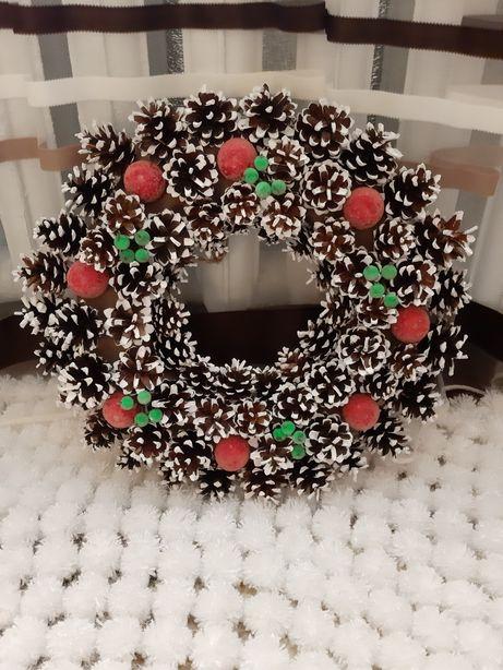 Продам новогодние венки, рождественские веночки (новорічні вінки)