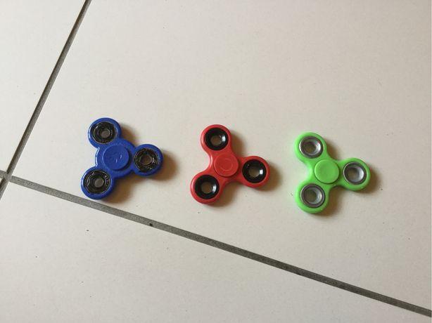 -3x fidget spinner sprawne lub zamiana akwarystyka lub inne Zamienię