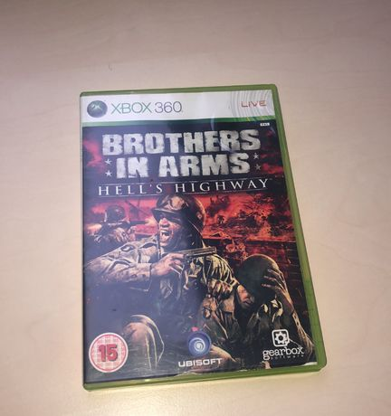 Gra Brothers in Arms na Xbox 360