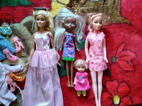 Кукла entchanimals,барби