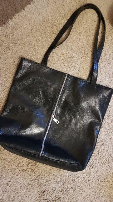 Nowa torebka bez metki. Kupiona w RYŁKO skórzana