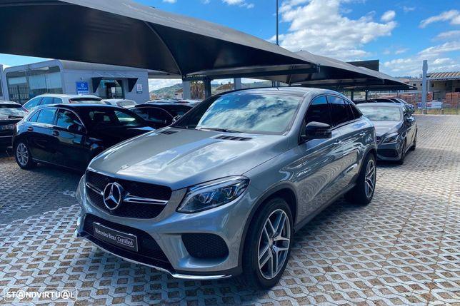 Mercedes-Benz GLE 350 (GLE Coupé 350 d 4Matic)