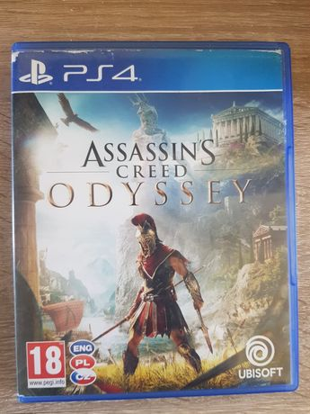Assassins creed odyssey ps4 pl