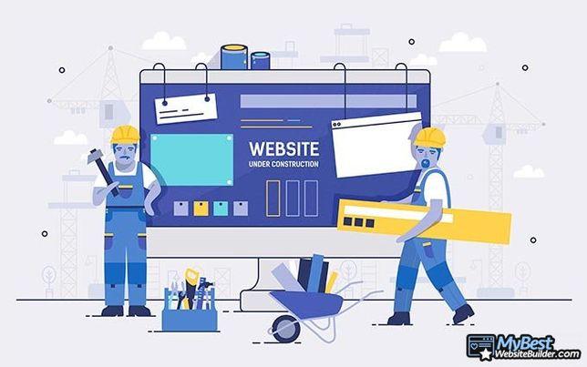 Construçao de website ou loja virtual