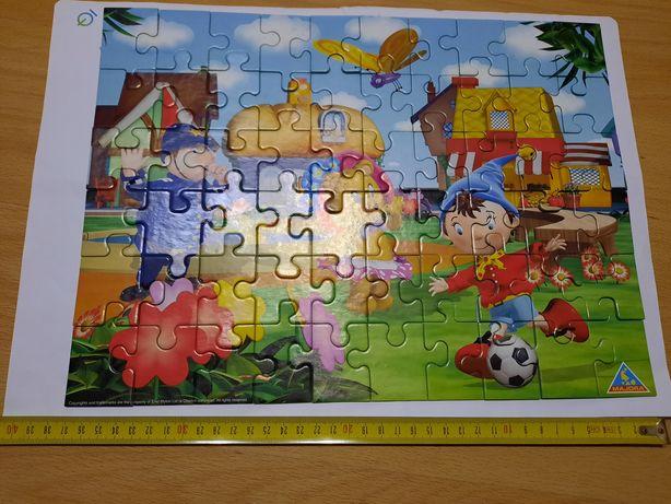 Puzzle  do Noddy