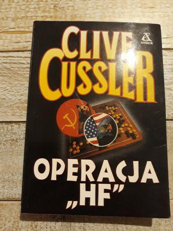 Operacja HF. Clive Cussler