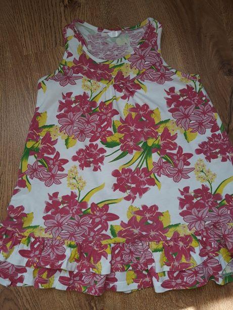 Sukienka sukieneczka na lato Wyprzedaż ciuszków