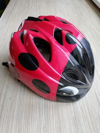 Kask rowerowy dziecięcy Kellys Buggie 48-52 cm