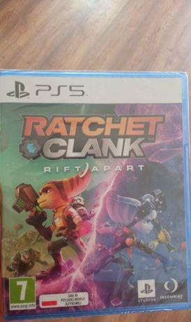 Ratchet Clark Ps5 Nowy