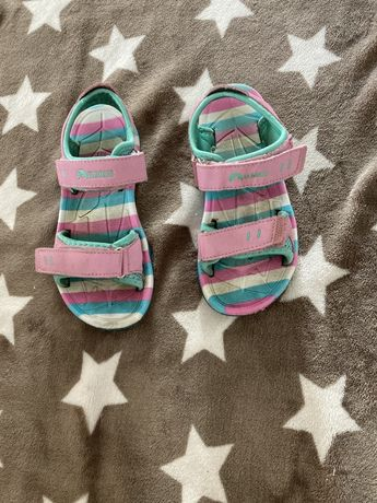 Sandały dziewczęce Elbrus r 29
