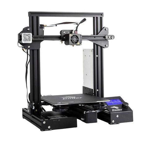 Impressora 3D - Creality 3D® Ender-3 Pro + Filamento 3 cores