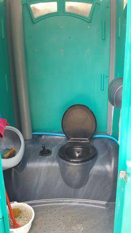 Casa de banho portátil