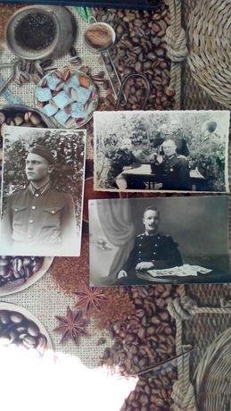 Стариные фотооткрытки