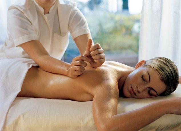 Комплексний оздоровчий масаж