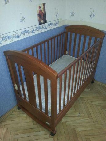 Детская кроватка Италия Golden Baby Natura