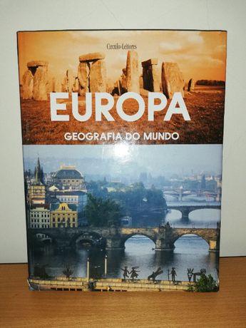 Europa - Geografia do mundo