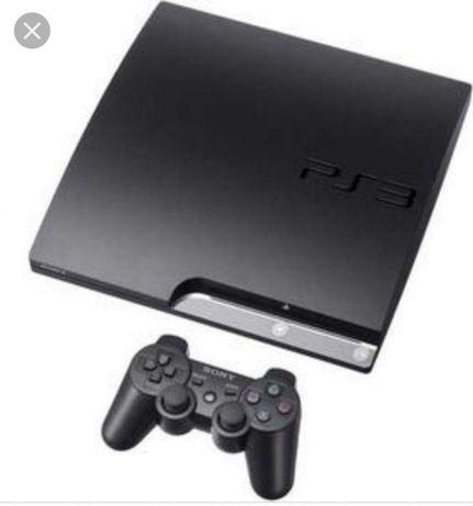 Consola Ps3 Avariada +jogo +2 comandos