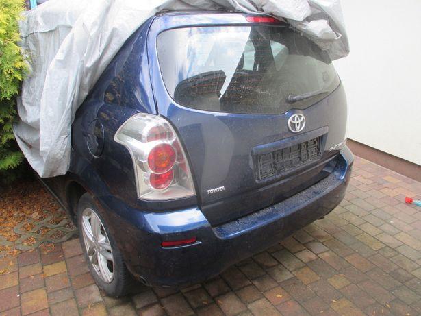 Toyota corolla verso-części