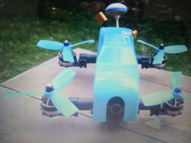 Drone Novo Eachine  Racer 180 tilt rotor fpv gps,wifi,modelo unico