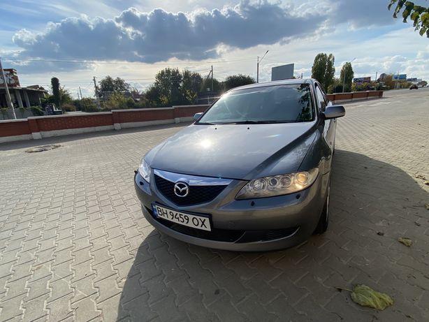 Автомобиль Mazda 6 2005г АКПП 2.0 Бензин