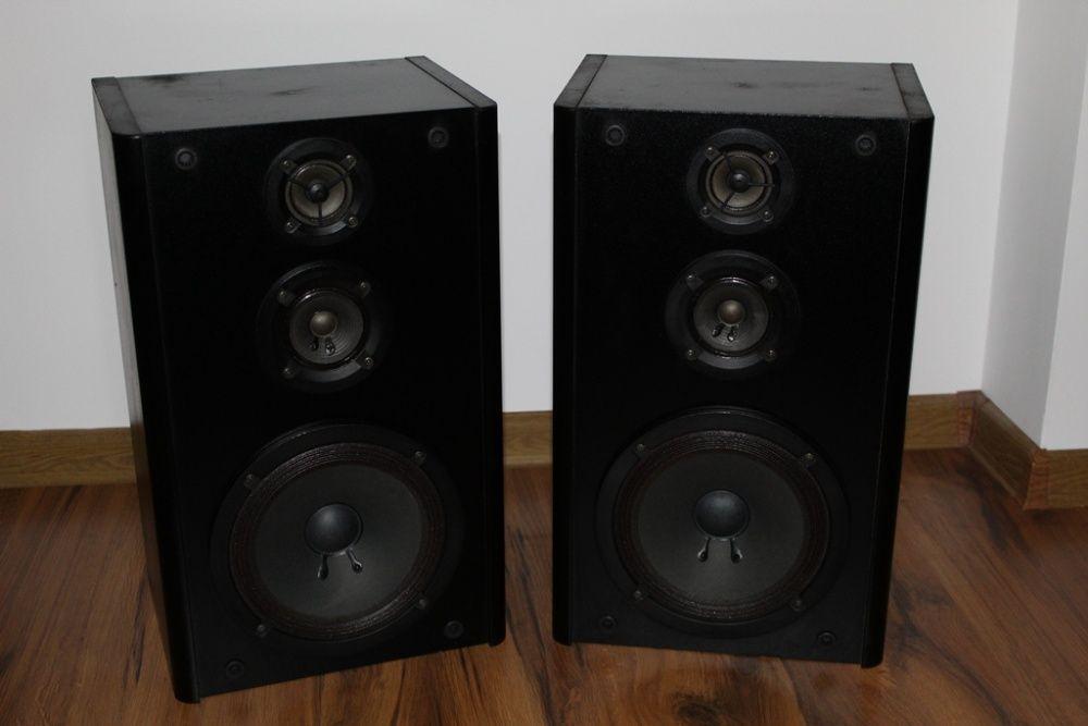 ONKYO SC-370 Kolumny głośniki monitory 3 way speaker Wysyłka