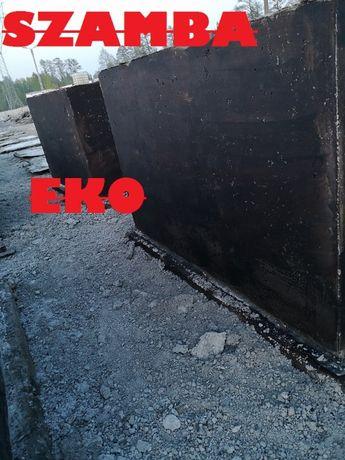 Zbiornik Betonowy na gnojowice szambo betonowe odchody ścieki-10m3