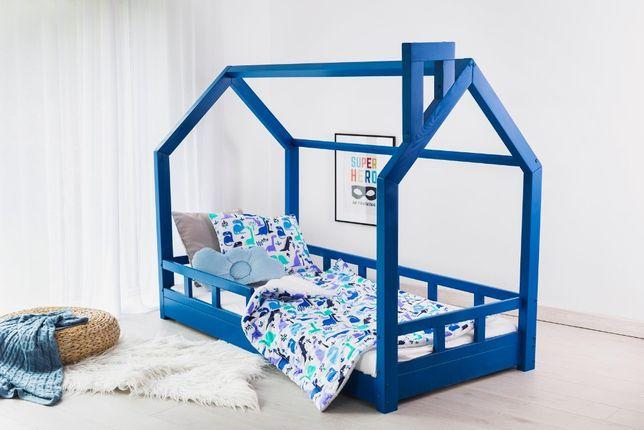 Łóżko domek styl skandynawski szybka dostawa kolory 22 rozmiary HIT