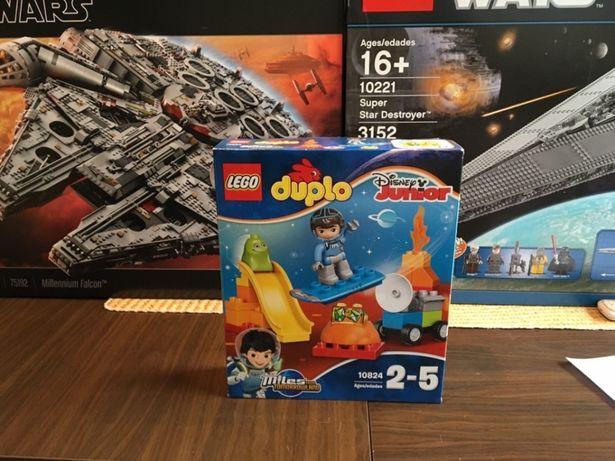 Lego 10824 Duplo Przygoda Milesa Nowe Oryginalne Lego