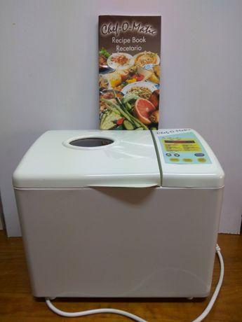 Máquina de fazer pão e robot de cozinha CHEF-O-MATIC