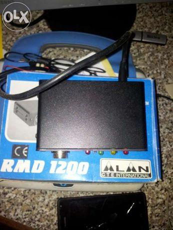 Modem rádio rmd 1200 alan cte para ligar rádio de comunicar ao pc