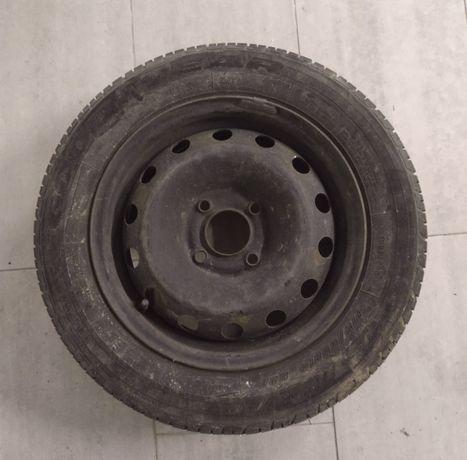 Jante e pneu 175/75 R14 proveniente de peugeot 206