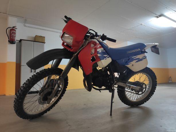 Mota HONDA CRM 50cc