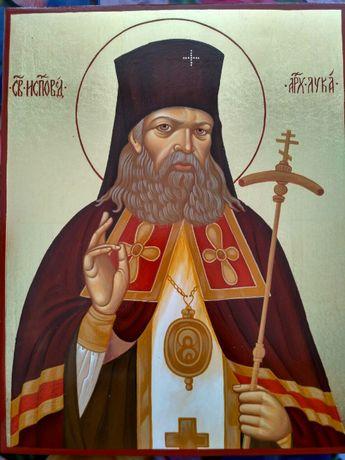 Икона Лука Крымский.