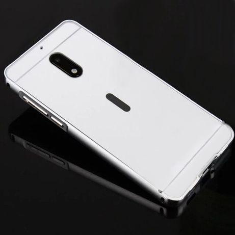 Capa espelhada Nokia 6 (2017)