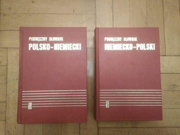 Podręczny słownik polsko-niemiecki i niemiecko-polski