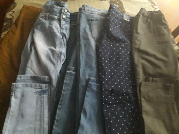 Spodnie rozmiar 40 i 42