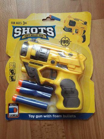 """Детский военный набор """"Shots """" (Бластер с пулями)"""